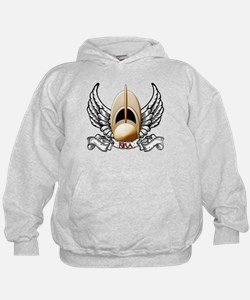 Star Trek Kira Tattoo Hoody