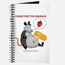 Please feed the possum Journal