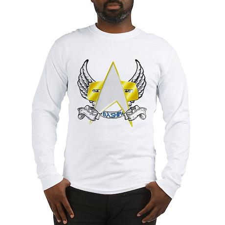 Star Trek Bashir Tattoo Long Sleeve T-Shirt