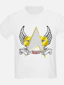 Star Trek Sisko Tattoo T-Shirt