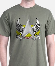 Star Trek Wesley Tattoo T-Shirt