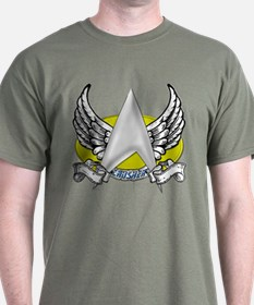 Star Trek Crusher Tattoo T-Shirt