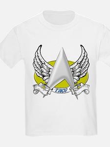 Star Trek Troi Tattoo T-Shirt