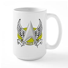 Star Trek Data Tattoo Mug