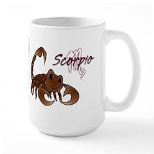 Cartoon Scorpio Mug