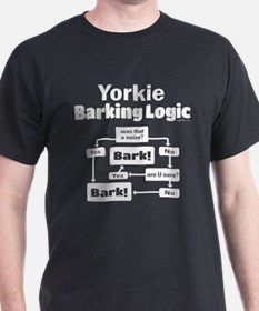 Yorkie Logic T-Shirt