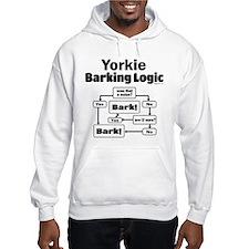 Yorkie Logic Hoodie