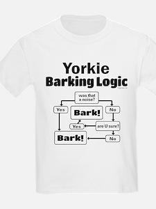 Yorkie Logic T-Shirt