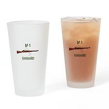 Garand Drinking Glass