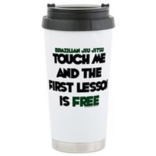 Cute Jiu jitsu Travel Mug