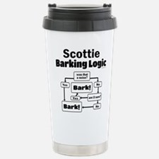 Scottie Logic Travel Mug