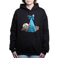 Baby Boy Women's Hooded Sweatshirt