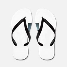 Hipster teen Flip Flops