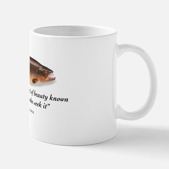A trout is... Mug