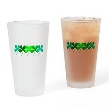 Unique St patricks day women Drinking Glass