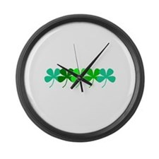 Unique Ireland men Large Wall Clock