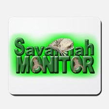 Savanna Monitor Mousepad