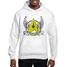 Star Trek Chekov Tattoo Hoodie