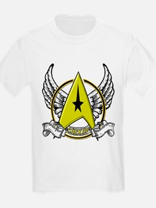 Star Trek Chekov Tattoo T-Shirt