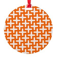 Unique Syracuse orange Ornament
