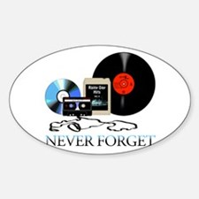 never-4 Decal