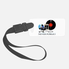 never-4 Luggage Tag