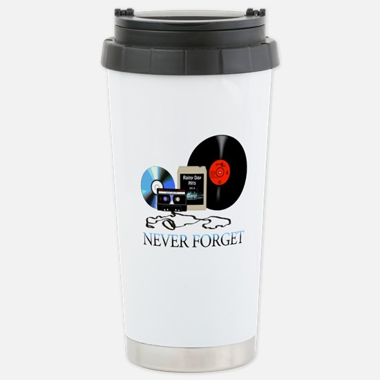 never-4 Travel Mug