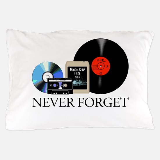 never-2 Pillow Case