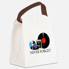 never-2 Canvas Lunch Bag