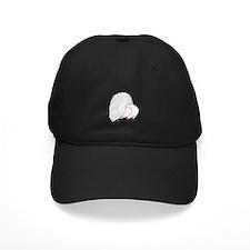 Fantail White Pigeon Baseball Hat Baseball Cap