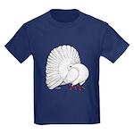 Fantail White Pigeon T-Shirt