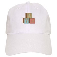 Baby Blocks Baseball Baseball Cap