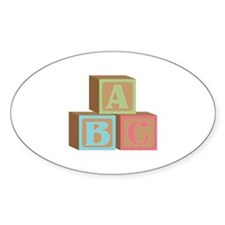 Baby Blocks Decal