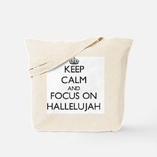 Cute Halle Tote Bag