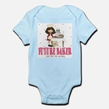 Cute Baking Infant Bodysuit