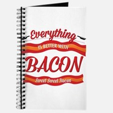 Unique Bacon candy Journal