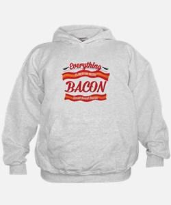 Cute Bacon meat candy Hoodie