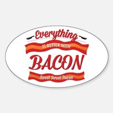 Everything is Better With Bacon Decal