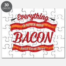 Cute Meat candy Puzzle