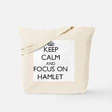 Unique Hamlet Tote Bag