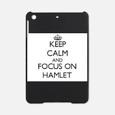 Unique Hamlet iPad Mini Case