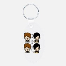 Dan and Phil Keychains