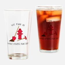 We Run In Drinking Glass