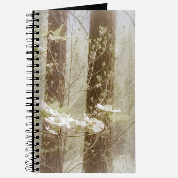Cute Dogwood Journal