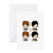 Dan and Phil Greeting Cards