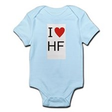 Unique Love Infant Bodysuit