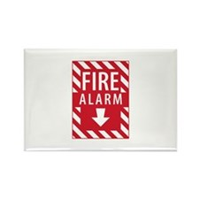 Fire Alarm Sign Magnets