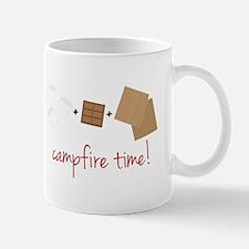 Campfire Time Mugs