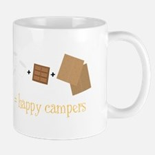 Happy Campers Mugs