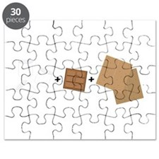 Smores Snack Puzzle